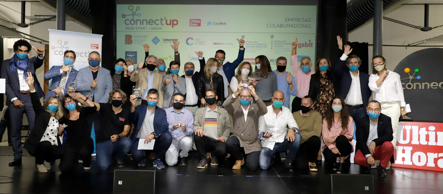 Premios connectup grow 2020